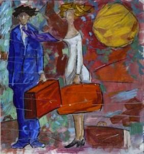 Giampaolo Talani - I viaggiatori